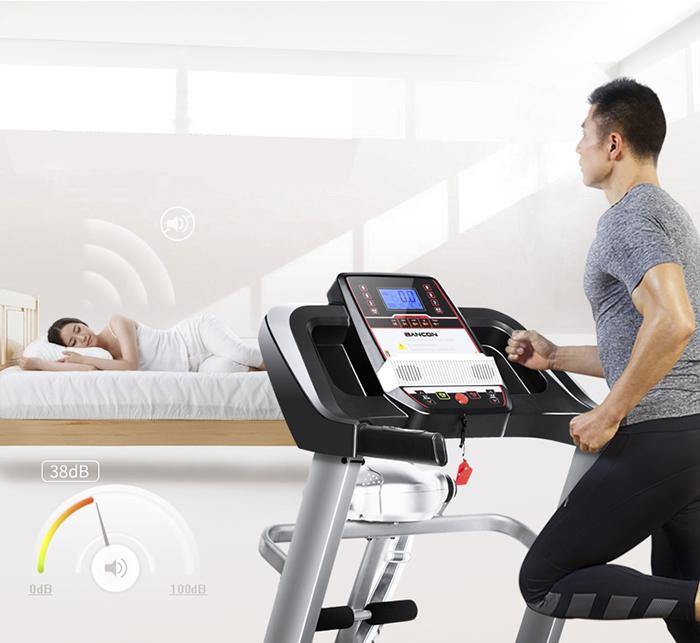 Giảm đau nhức xương khớp với việc sử dụng máy chạy bộ